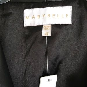 Marybelle Jackets & Coats - Faux Leather Jacket